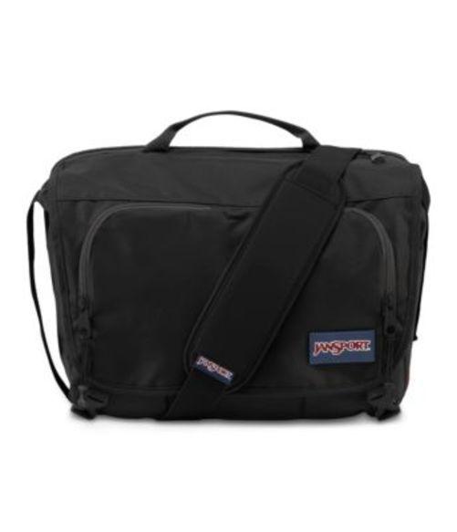 ジャンスポーツ JANSPORT TASKER MESSENGER BAG BLACK バッグ 鞄 リュックサック バックパック