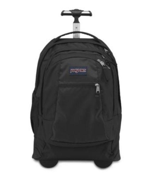 ジャンスポーツ JANSPORT DRIVER 8 BACKPACK BLACK バッグ 鞄 リュックサック バックパック