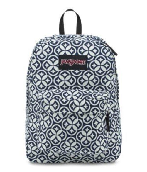 ジャンスポーツ JANSPORT SUPER FX BACKPACK WHITE デニム EMBLEM バッグ 鞄 リュックサック バックパック