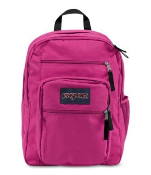 ジャンスポーツ JANSPORT BIG STUDENT BACKPACK CYBER PINK バッグ 鞄 リュックサック バックパック