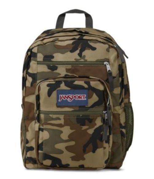 ジャンスポーツ JANSPORT BIG STUDENT BACKPACK DESERT BEIGE CONFLICT CAMO バッグ 鞄 リュックサック バックパック