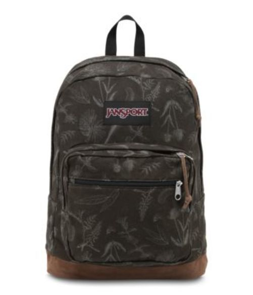 ジャンスポーツ JANSPORT RIGHT PACK EXPRESSIONS BACKPACK BLACK BOTANIC バッグ 鞄 リュックサック バックパック