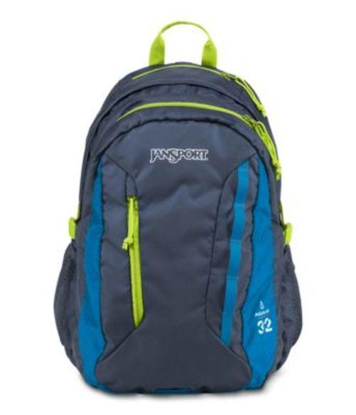 ジャンスポーツ JANSPORT AGAVE BACKPACK NAVY LIME PUNCH バッグ 鞄 リュックサック バックパック
