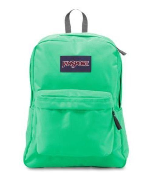 SEAFOAM BACKPACK SUPERBREAK GREEN ジャンスポーツ バックパック JANSPORT バッグ 鞄 リュックサック