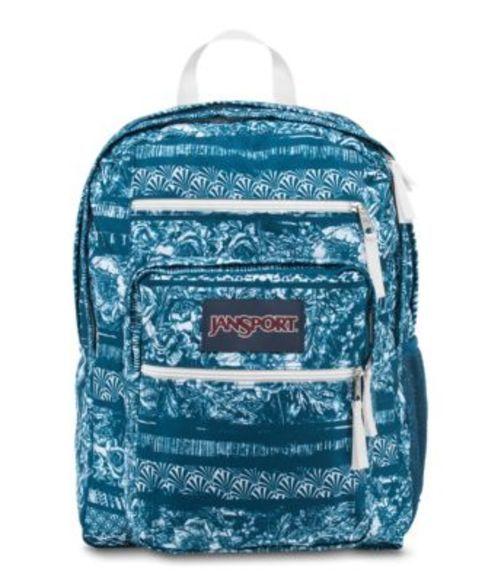 ジャンスポーツ JANSPORT BIG STUDENT BACKPACK MIDNIGHT SKY FLORAL STRIPE バッグ 鞄 リュックサック バックパック