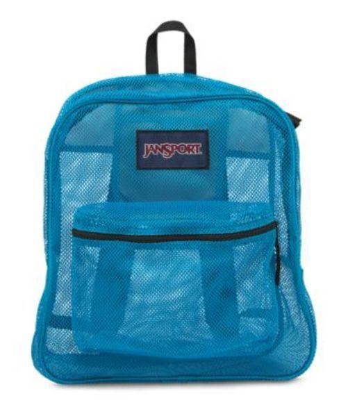 ジャンスポーツ JANSPORT MESH PACK BACKPACK BLUE CREST バッグ 鞄 リュックサック バックパック