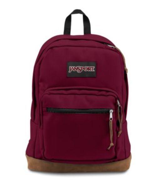 バッグ リュックサック JANSPORT RUSSET バックパック ジャンスポーツ RIGHT RED BACKPACK PACK 鞄