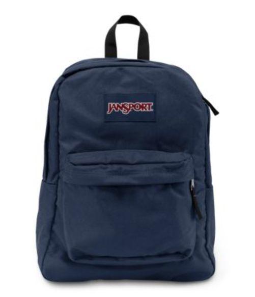 ジャンスポーツ JANSPORT SUPERBREAK BACKPACK NAVY バッグ 鞄 リュックサック バックパック