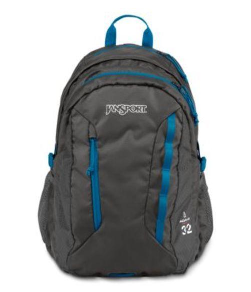 ジャンスポーツ JANSPORT AGAVE BACKPACK FORGE GREY バッグ 鞄 リュックサック バックパック