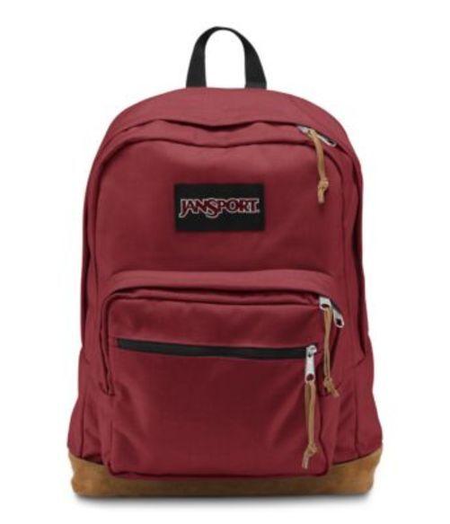 ジャンスポーツ JANSPORT RIGHT PACK BACKPACK VIKING RED バッグ 鞄 リュックサック バックパック