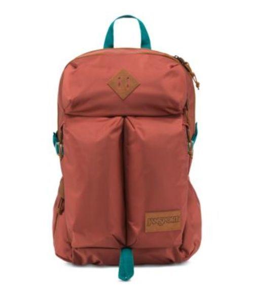 ジャンスポーツ JANSPORT BISHOP BACKPACK BURNT HENNA BALLISTIC NYLON バッグ 鞄 リュックサック バックパック