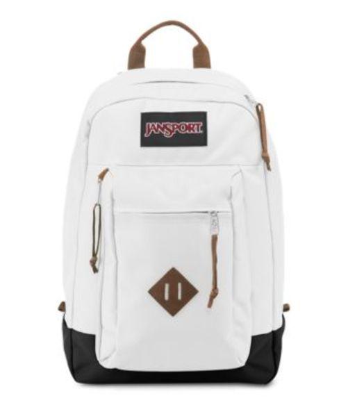 ジャンスポーツ JANSPORT REILLY BACKPACK WHITE バッグ 鞄 リュックサック バックパック