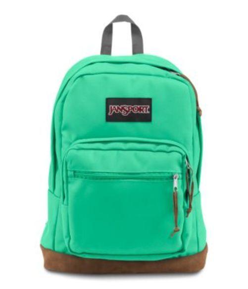 ジャンスポーツ JANSPORT RIGHT PACK BACKPACK SEAFOAM GREEN バッグ 鞄 リュックサック バックパック