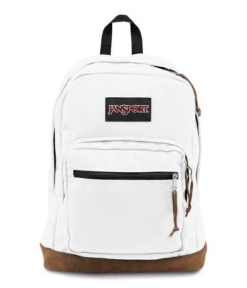 ジャンスポーツ JANSPORT RIGHT PACK BACKPACK WHITE バッグ 鞄 リュックサック バックパック