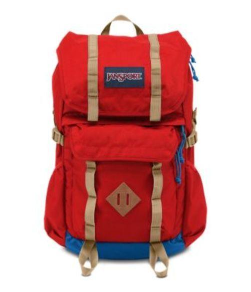 ジャンスポーツ JANSPORT JAVELINA BACKPACK RED TAPE バッグ 鞄 リュックサック バックパック