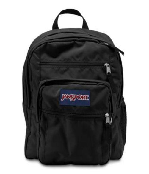 ジャンスポーツ JANSPORT BIG STUDENT BACKPACK BLACK バッグ 鞄 リュックサック バックパック
