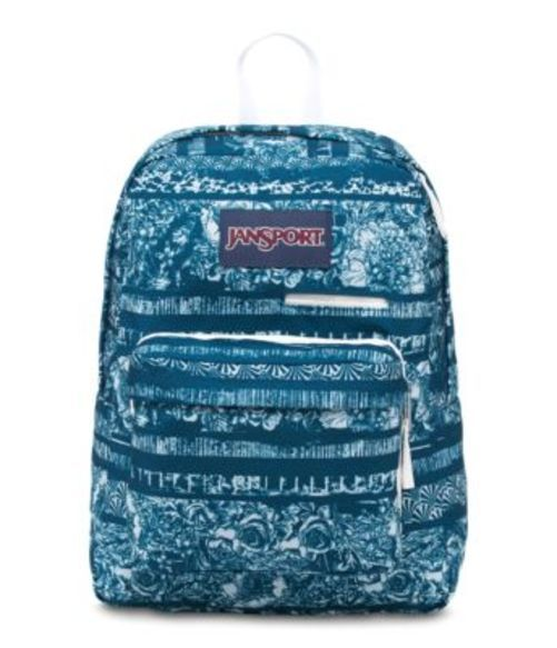 鞄 FLORAL MIDNIGHT STRIPE DIGIBREAK JANSPORT SKY ジャンスポーツ バックパック リュックサック BACKPACK バッグ