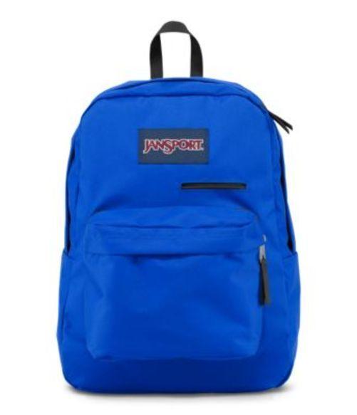 ジャンスポーツ JANSPORT DIGIBREAK BACKPACK BLACK BLUE STREAK バッグ 鞄 リュックサック バックパック