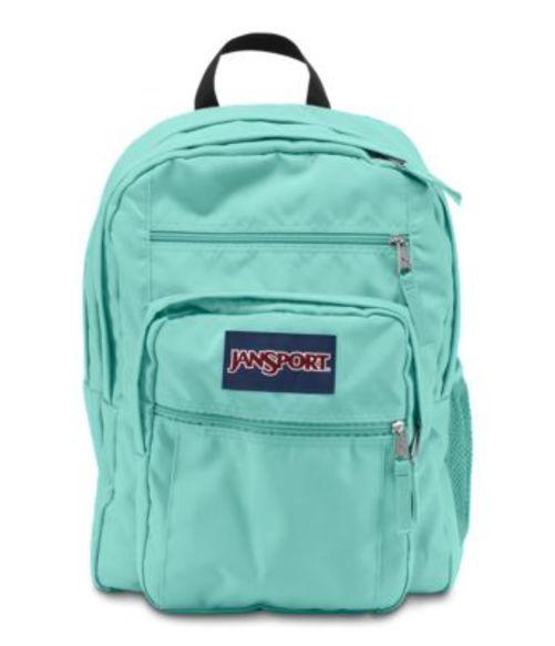 ジャンスポーツ JANSPORT BIG STUDENT BACKPACK AQUA DASH バッグ 鞄 リュックサック バックパック