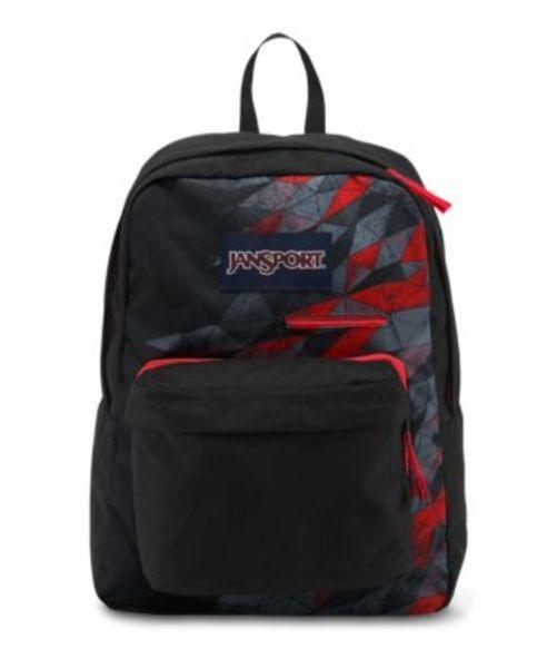 ジャンスポーツ JANSPORT DIGIBREAK BACKPACK MULTI 3D WAVE バッグ 鞄 リュックサック バックパック