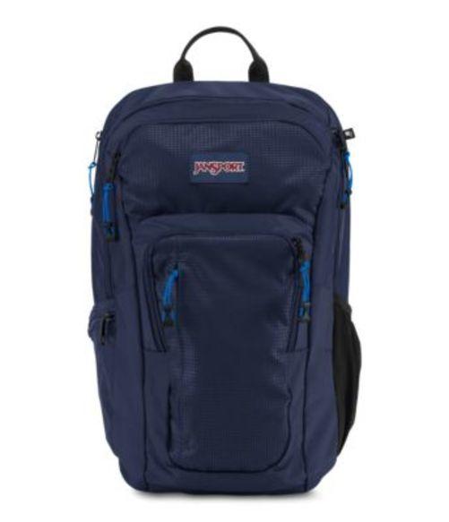 ジャンスポーツ JANSPORT RECRUIT BACKPACK NAVY バッグ 鞄 リュックサック バックパック