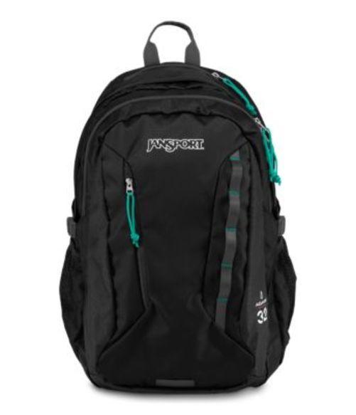 ジャンスポーツ JANSPORT WOMEN'S AGAVE BACKPACK BLACK バッグ 鞄 リュックサック バックパック