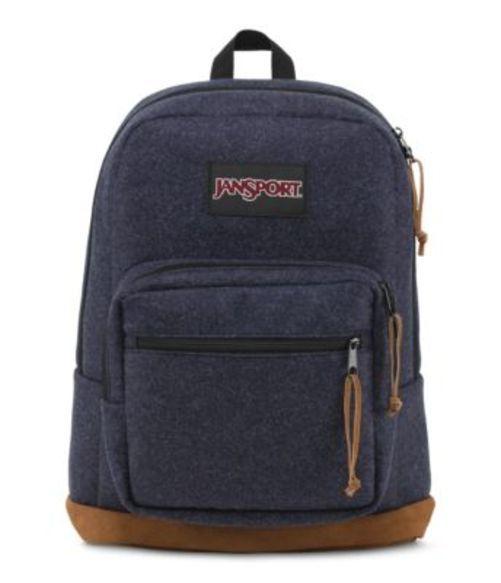 ジャンスポーツ JANSPORT RIGHT PACK DIGITAL EDITION BACKPACK NAVY BLUE FELT バッグ 鞄 リュックサック バックパック