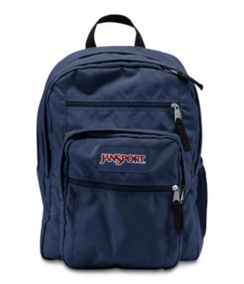 JANSPORT BIG NAVY バックパック ジャンスポーツ リュックサック BACKPACK 鞄 STUDENT バッグ