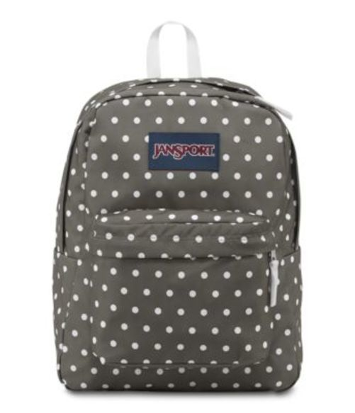 GREY 鞄 SHADY WHITE SUPERBREAK バッグ JANSPORT DOTS バックパック リュックサック BACKPACK ジャンスポーツ
