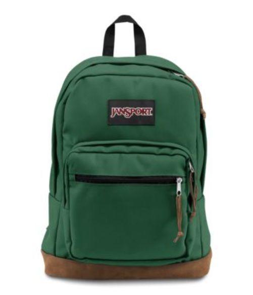 ジャンスポーツ JANSPORT RIGHT PACK BACKPACK BARBER GREEN バッグ 鞄 リュックサック バックパック