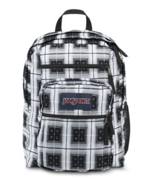 ジャンスポーツ JANSPORT BIG STUDENT BACKPACK BLACK ARCADE PLAID バッグ 鞄 リュックサック バックパック