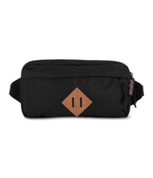 ジャンスポーツ JANSPORT Waisted PACK BLACK BALLISTIC NYLON バッグ 鞄 リュックサック バックパック
