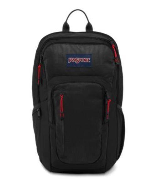 ジャンスポーツ JANSPORT RECRUIT BACKPACK BLACK バッグ 鞄 リュックサック バックパック