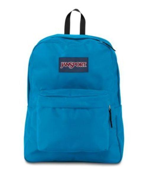 ジャンスポーツ JANSPORT SUPERBREAK BACKPACK BLUE CREST バッグ 鞄 リュックサック バックパック