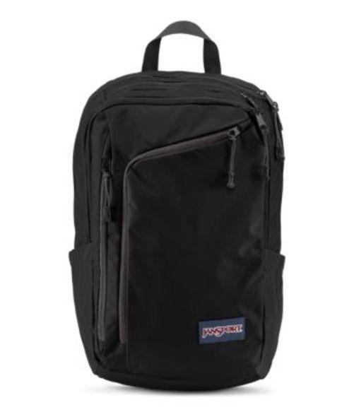 ジャンスポーツ JANSPORT PLATFORM BACKPACK BLACK バッグ 鞄 リュックサック バックパック