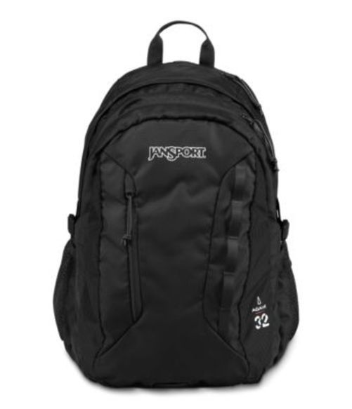 ジャンスポーツ JANSPORT AGAVE BACKPACK BLACK バッグ 鞄 リュックサック バックパック