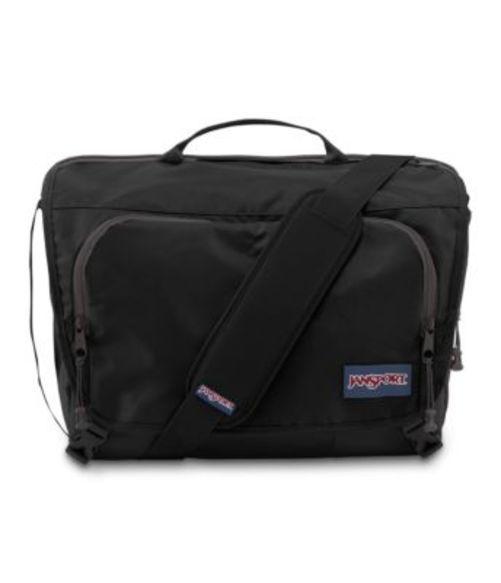 ジャンスポーツ JANSPORT NETWORK MESSENGER BAG BLACK バッグ 鞄 リュックサック バックパック