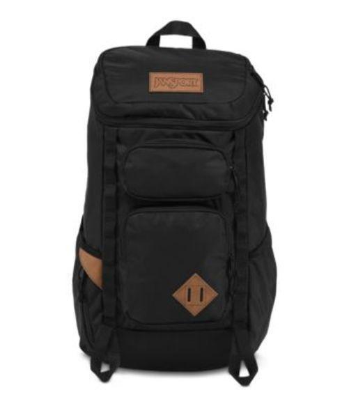 ジャンスポーツ JANSPORT NIGHT OWL BACKPACK BLACK BALLISTIC NYLON バッグ 鞄 リュックサック バックパック