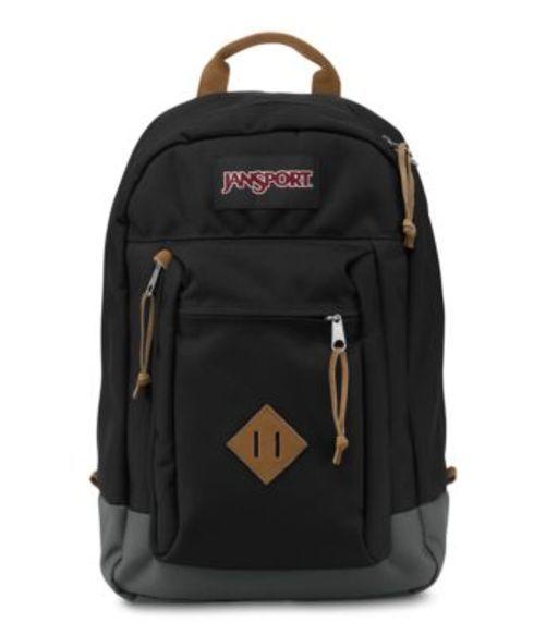 ジャンスポーツ JANSPORT REILLY BACKPACK BLACK バッグ 鞄 リュックサック バックパック