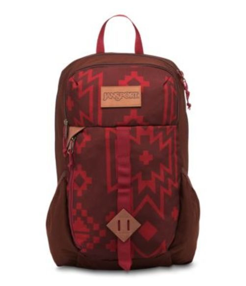 ジャンスポーツ JANSPORT HAWK RIDGE BACKPACK VIKING RED CROSSROAD バッグ 鞄 リュックサック バックパック