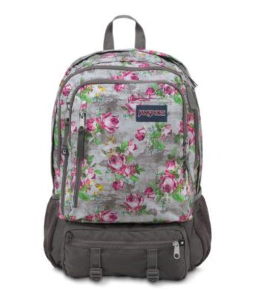 鞄 MULTI JANSPORT CONCRETE BACKPACK ENVOY リュックサック バッグ ジャンスポーツ FLORAL バックパック