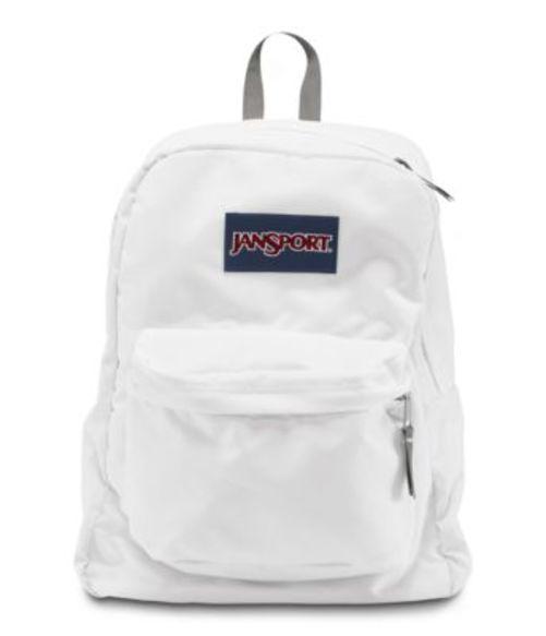 ジャンスポーツ JANSPORT SUPERBREAK BACKPACK WHITE バッグ 鞄 リュックサック バックパック
