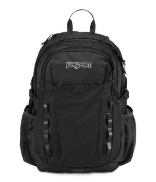 ジャンスポーツ JANSPORT ASHFORD BACKPACK BLACK バッグ 鞄 リュックサック バックパック