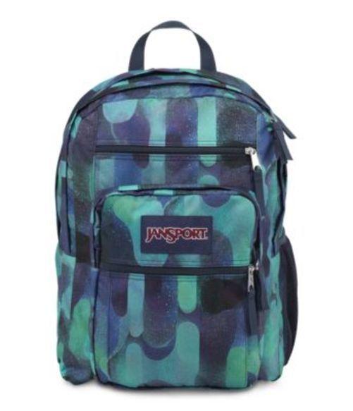 鞄 BACKPACK バックパック STUDENT JANSPORT リュックサック LAMP BIG LAVA MULTI ジャンスポーツ バッグ
