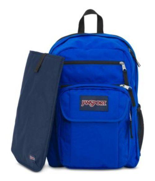 ジャンスポーツ JANSPORT DIGITAL STUDENT BACKPACK BLUE STREAK バッグ 鞄 リュックサック バックパック