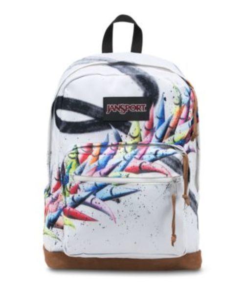 ジャンスポーツ JANSPORT RIGHT PACK STREET BACKPACK MULTI YOSHI47 バッグ 鞄 リュックサック バックパック