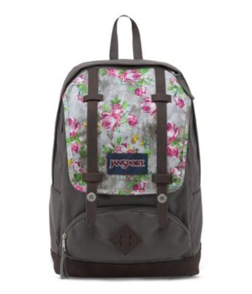 ジャンスポーツ JANSPORT CORTLANDT BACKPACK MULTI CONCRETE FLORAL バッグ 鞄 リュックサック バックパック
