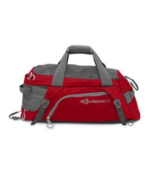 JANSPORT ジャンスポーツ バックパック リュックサック KLAMATH 40L DUFFELPACK HIGH RISK RED バッグ カバン