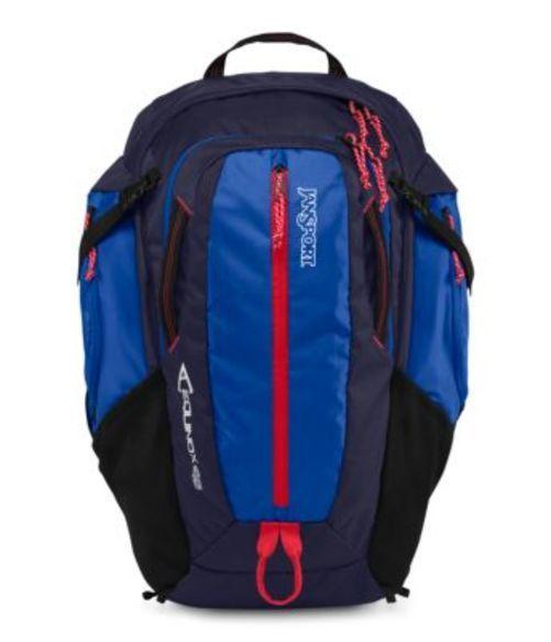JANSPORT ジャンスポーツ バックパック リュックサック EQUINOX 40 NAVY MOONSHINE  BLUE STREAK バッグ カバン