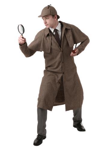 大人用 Sherlock Holmes コスチューム ハロウィン メンズ コスプレ 衣装 男性 仮装 男性用 イベント パーティ ハロウィーン 学芸会 学園祭 学芸会 ショー お遊戯会 二次会 忘年会 新年会 歓迎会 送迎会 出し物 余興 誕生日 発表会 バレンタイン ホワイトデー